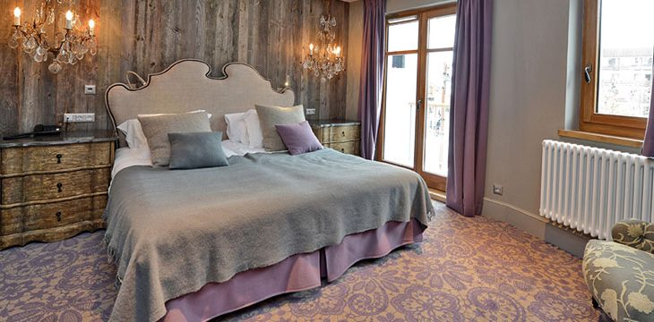 Hotel Les 5 Freres - 3