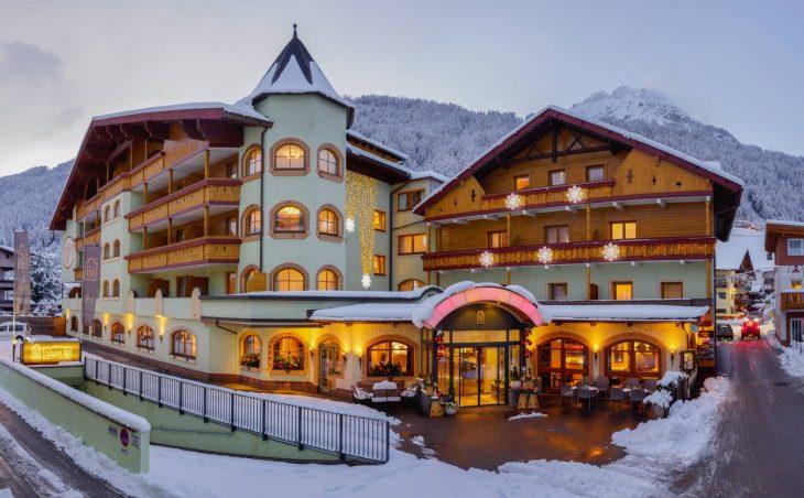Hotel Stubaier Hof - 1
