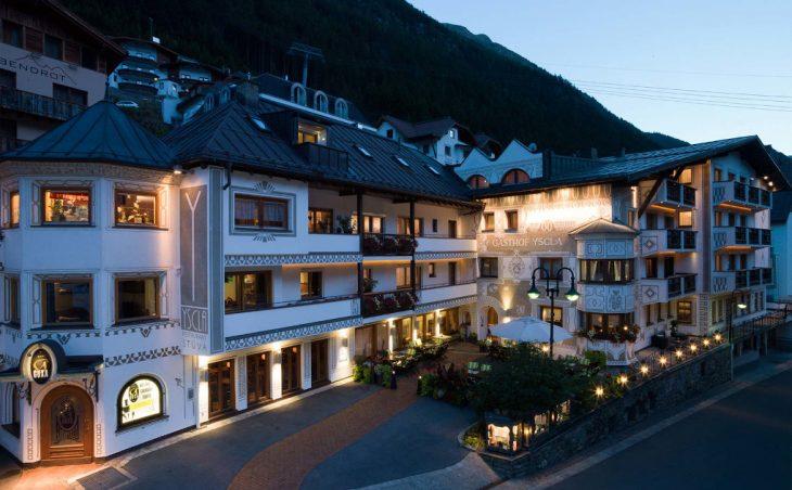 Hotel Yscla - 1