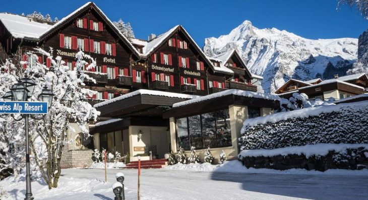 Romantik Hotel Schweizerhof - 1