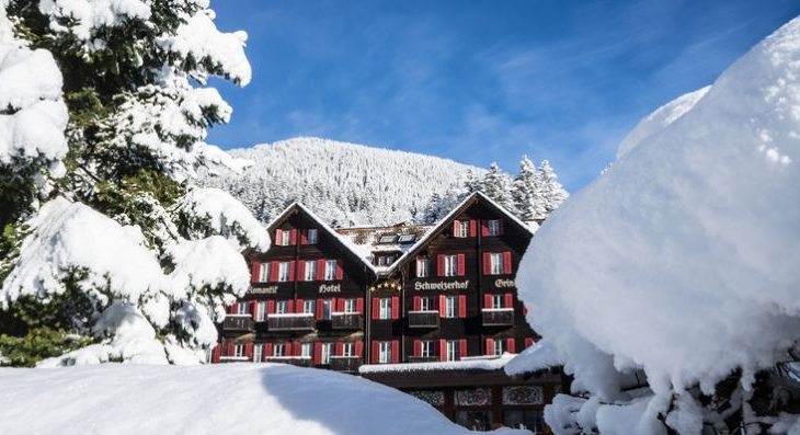 Romantik Hotel Schweizerhof - 12