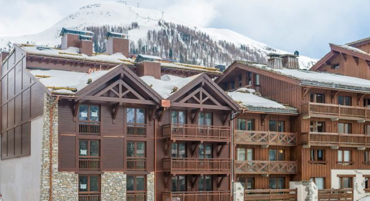 Chalet Hotel Ducs De Savoie - 1
