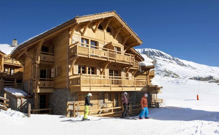 Chalet Le Manoir (Contactless Chalet Catering) - 1