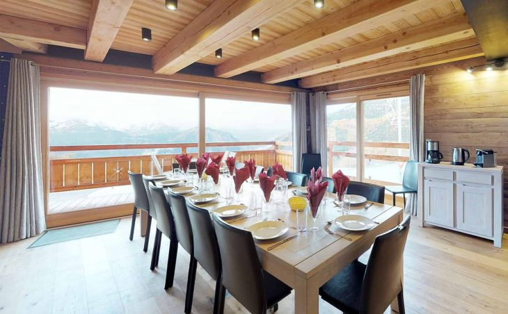 Chalet Woodpecker (Contactless Chalet Catering) - 2