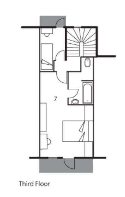 Chalet Le Chateau (Contactless Chalet Catering) Alpe d'Huez Floor Plan 4