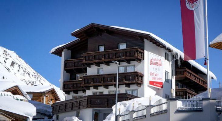 Hotel Alpenblume, Obergurgl, Austria