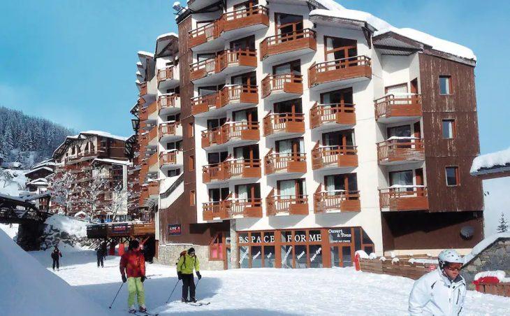 Hotel Le Montana - 1