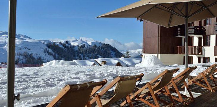 Hotel Belle Plagne Vacances Bleues - 5