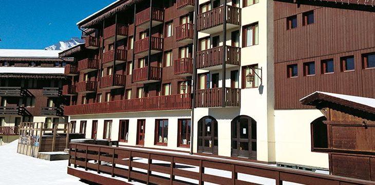 Hotel Belle Plagne Vacances Bleues - 1