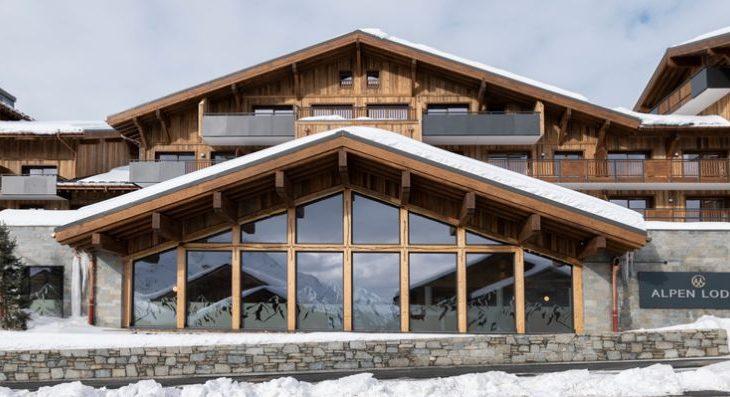 Alpen Lodge Hotel & Spa - 1