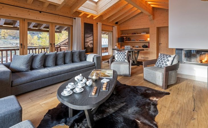 Chalet St Maurice - 1