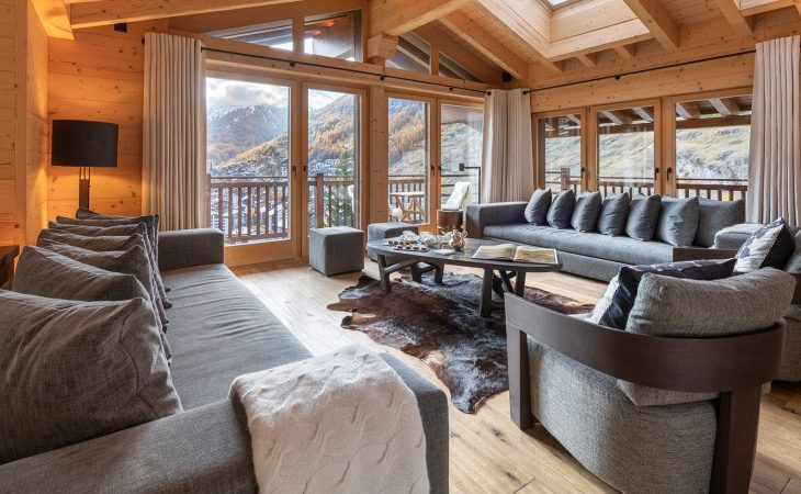 Chalet St Maurice - 4