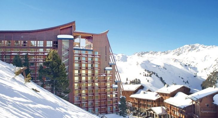 Hotel Aiguille Rouge - 1
