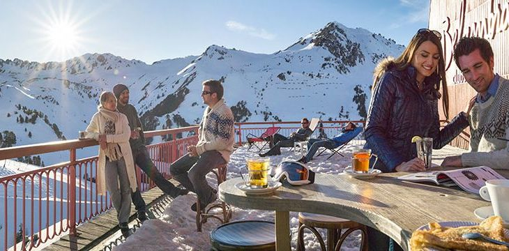 Hotel Aiguille Rouge - 3