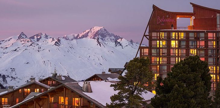 Hotel Aiguille Rouge - 6