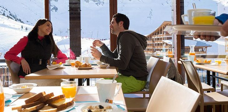 Hotel Aiguille Rouge - 8
