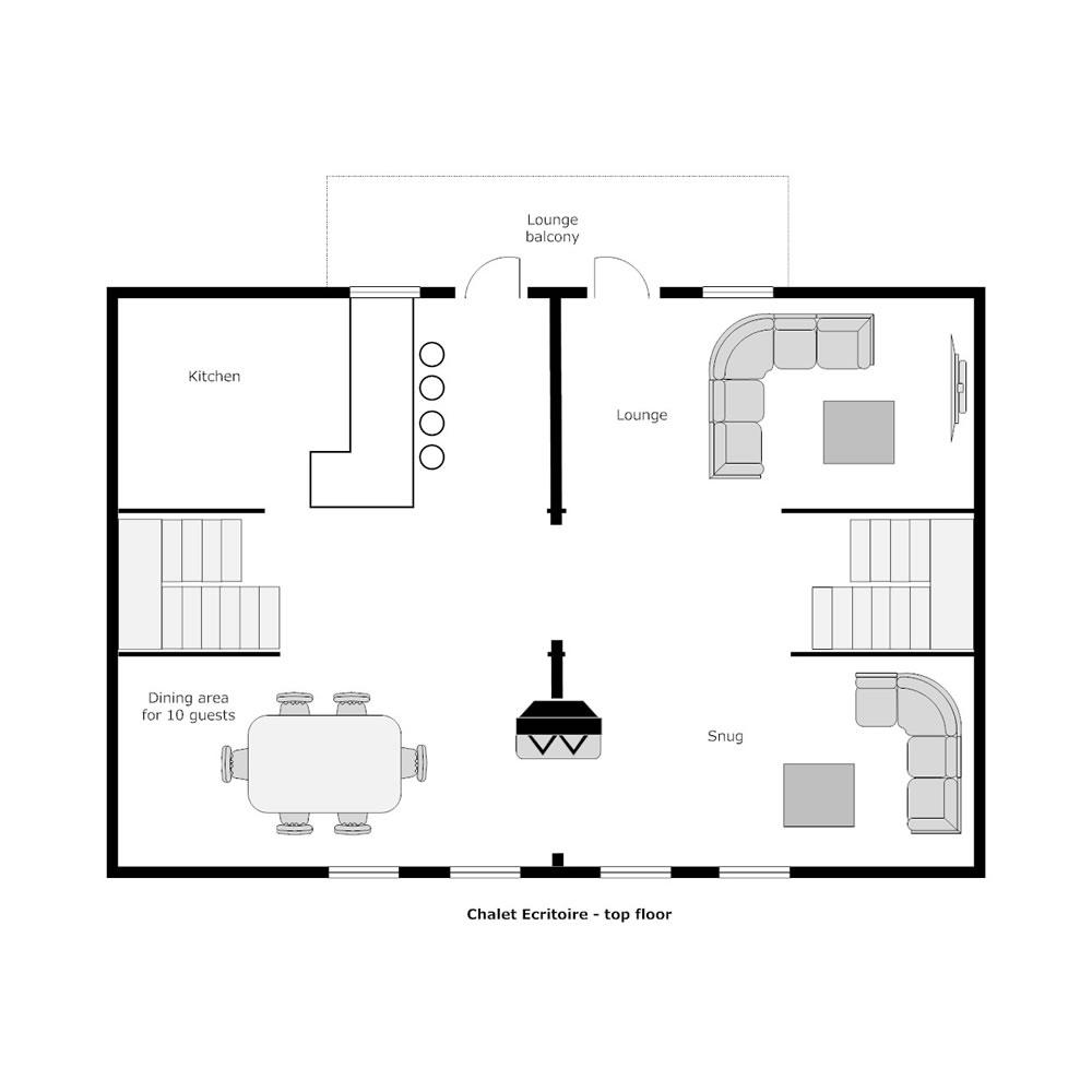 Petit 3SIXTY La Tania Floor Plan 3