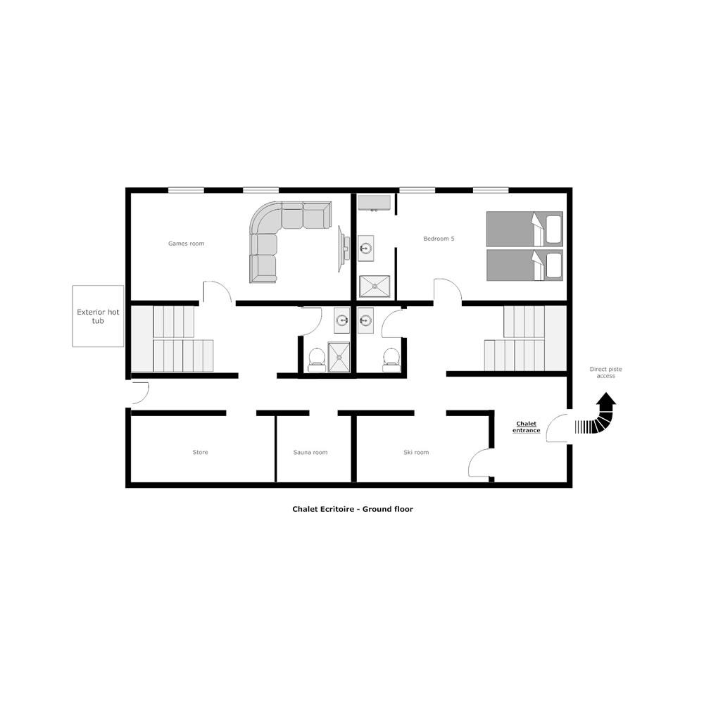 Petit 3SIXTY La Tania Floor Plan 1
