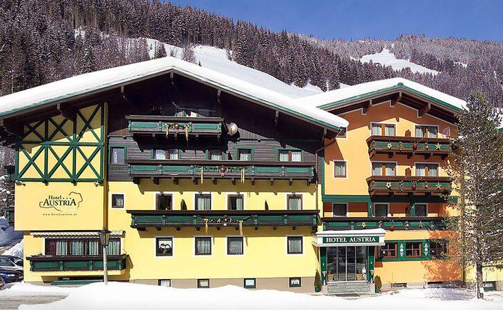 Hotel Austria - 1