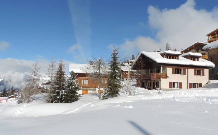 Chalet Lupin - 1
