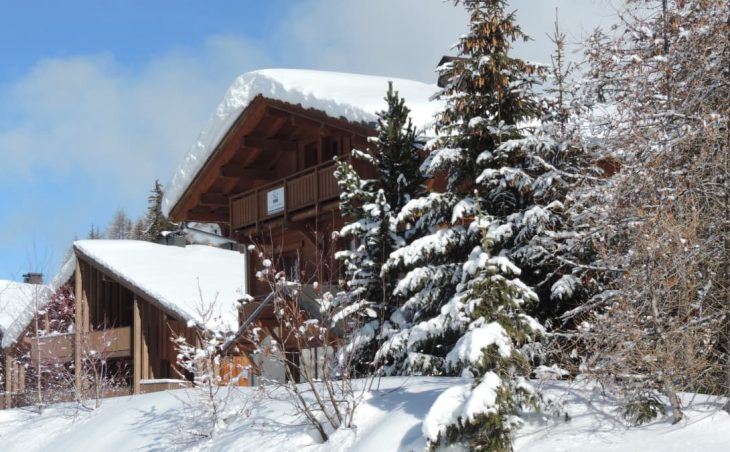 Chalet Lupin - 12