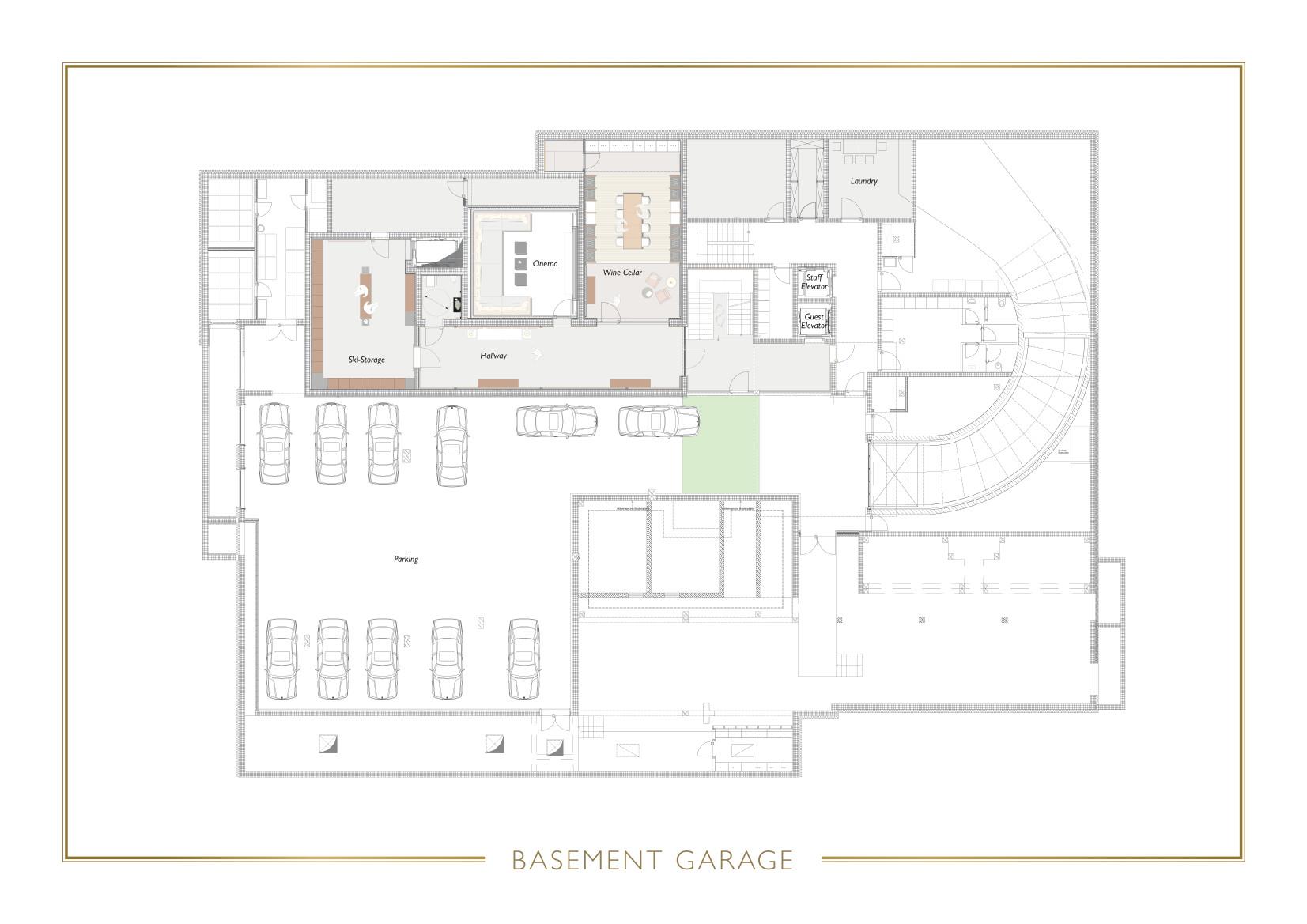 Chalet N Lech Floor Plan 4