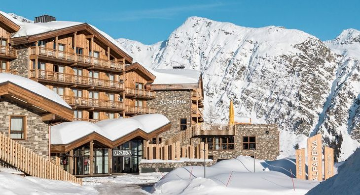 Hotel Alparena - 2
