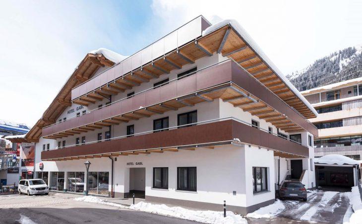 Hotel Gabl - 1