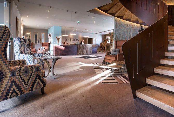 Hotel Le Taos - 6
