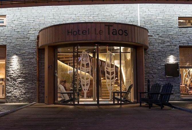 Hotel Le Taos - 8
