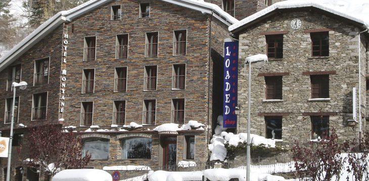 Hotel Montane - 2