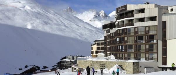 Hotel Val Claret - 1