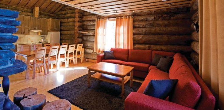 Large Levi Log Cabins - 6