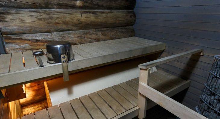 Large Levi Log Cabins - 8