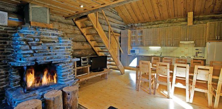 Large Levi Log Cabins - 7