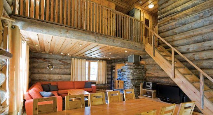 Large Levi Log Cabins - 5