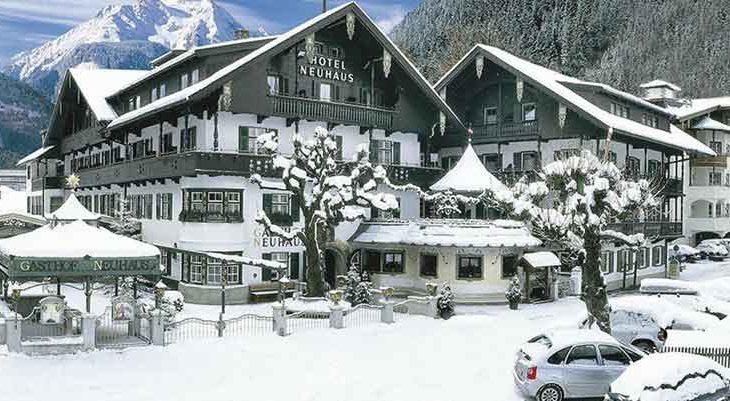 Neuhaus Zillertal Resort - 1