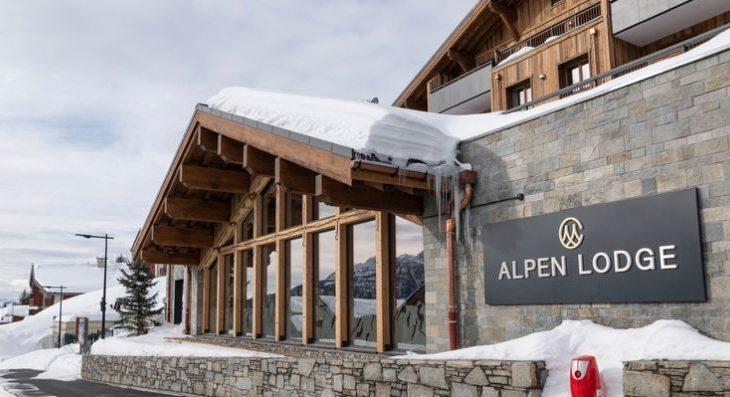 Residence Alpen Lodge Apartments - 1