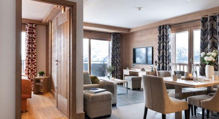 Residence Alpen Lodge Apartments - 3