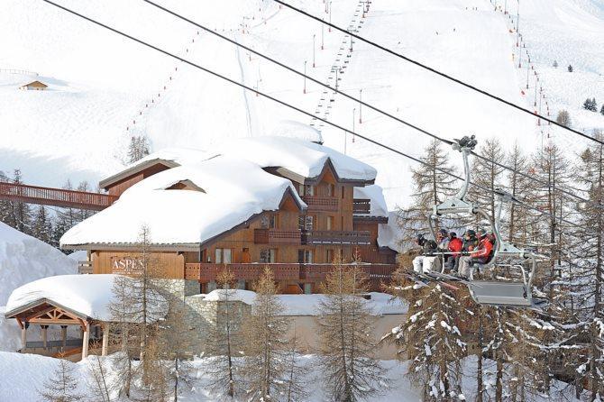 Residence Aspen - 3