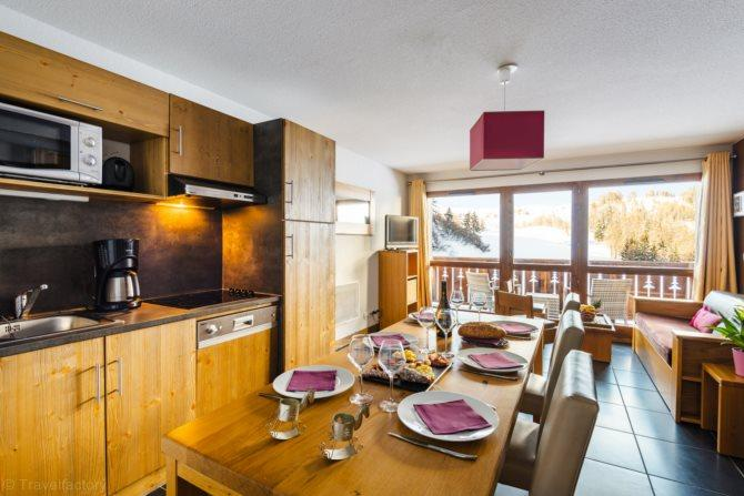 Residence Les Chalets d'Edelweiss - 10