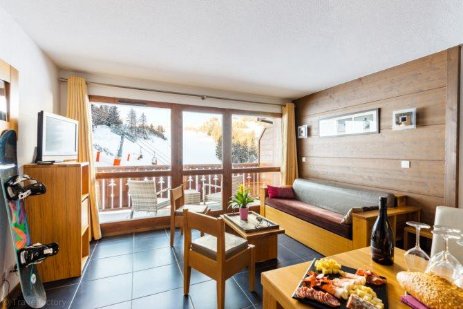 Residence Les Chalets d'Edelweiss - 11