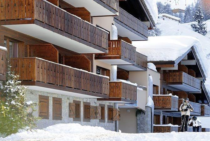 Residence Les Chalets d'Edelweiss - 4