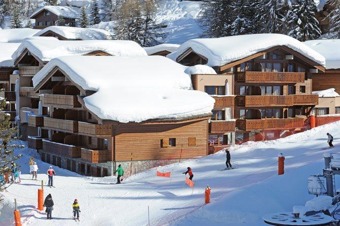 Residence Les Chalets d'Edelweiss - 2