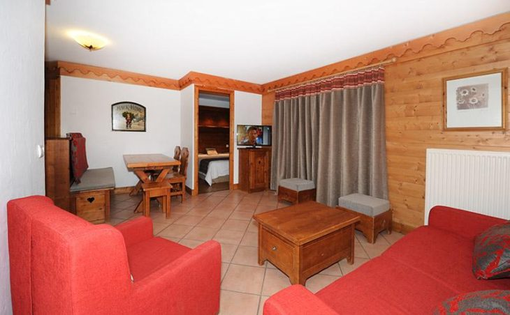 Apartments Alpages De Reberty - 3
