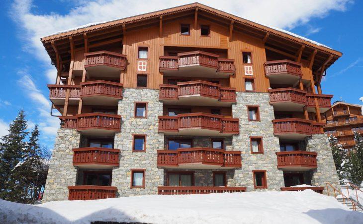 Apartments Alpages De Reberty - 2