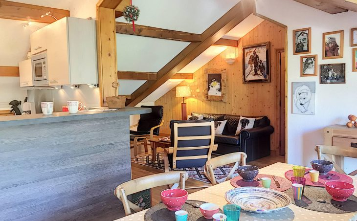 Apartments Balcons De Tougnette - 16