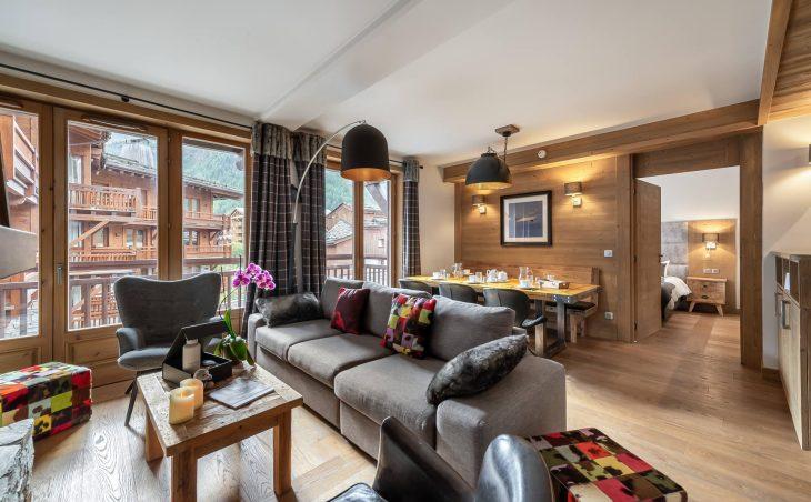 Apartments Comte De Savoie - 2