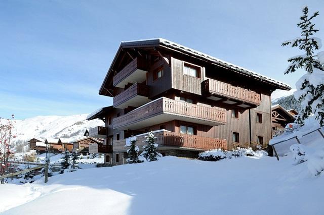 Apartments Hameau Des Marmottes - 2