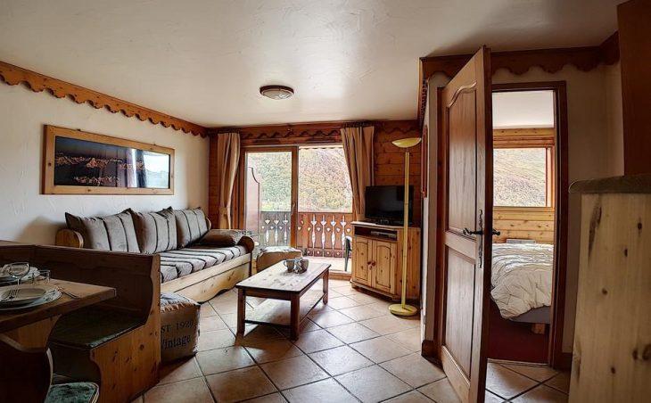Apartments Hameau Des Marmottes - 12